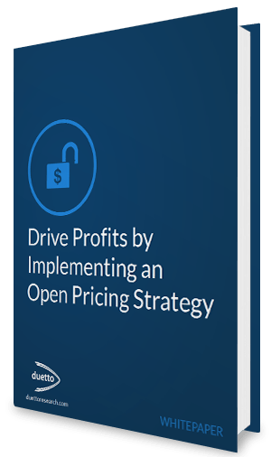 How Open Pricing Works