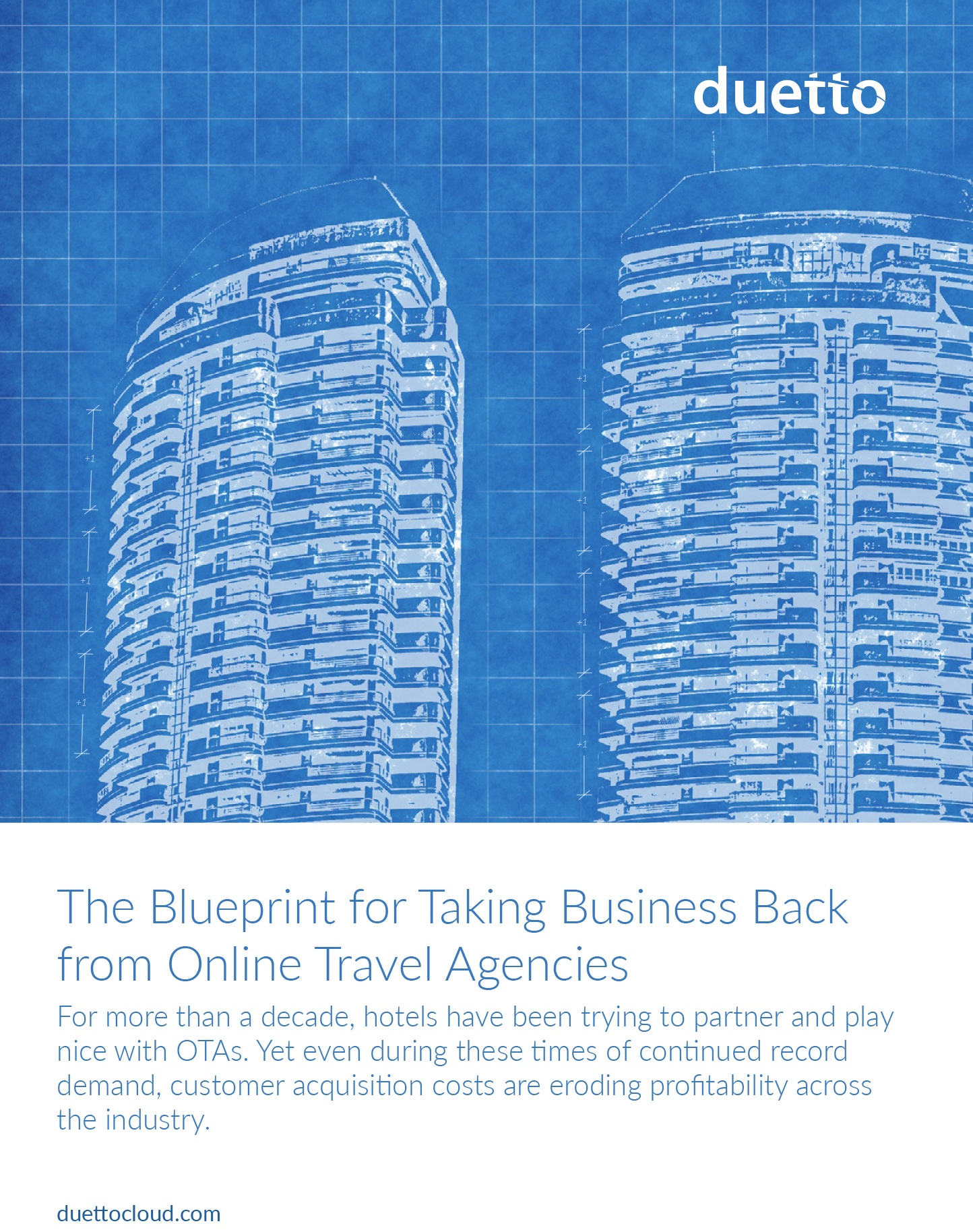 The blueprint for taking business back from otas duetto the blueprint for taking business back from otas 1g malvernweather Images